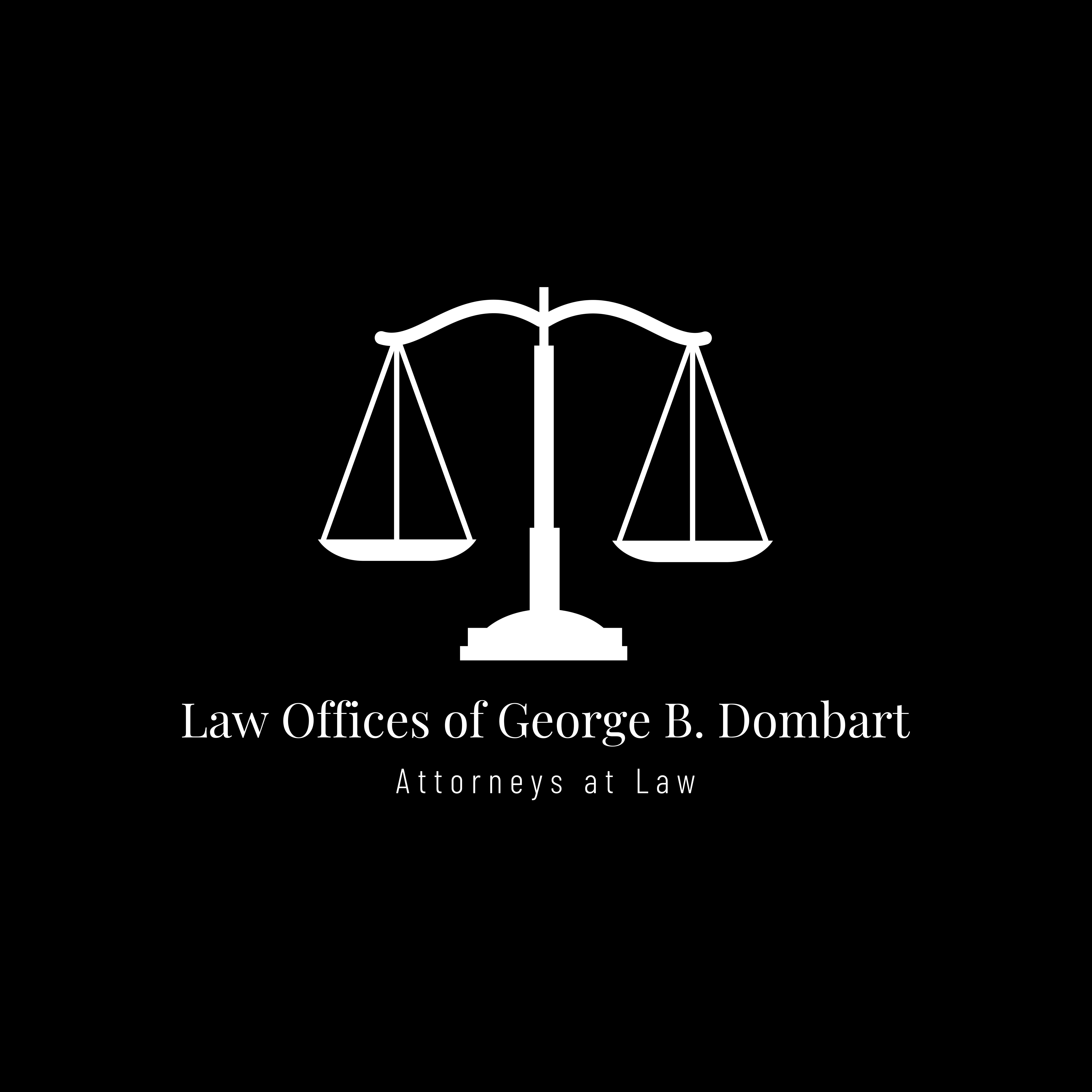 Home - Law Offices of George B  Dombart San Antonio Texas Lawyer